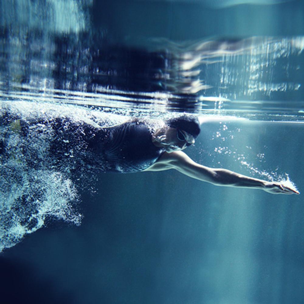 pyramid swim